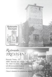 Logo del Ristorante Trevisani a Bassano del Grappa, Vicenza
