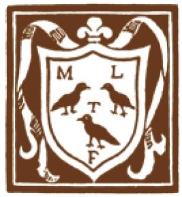 Logo Ass. Studi Folenghiani, Amici di Merlin Cocai. Bassano del Grappa